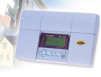 Погодозависимая автоматика EH-200 (GSM-control)
